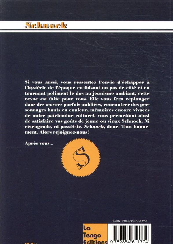 REVUE SCHNOCK n.34