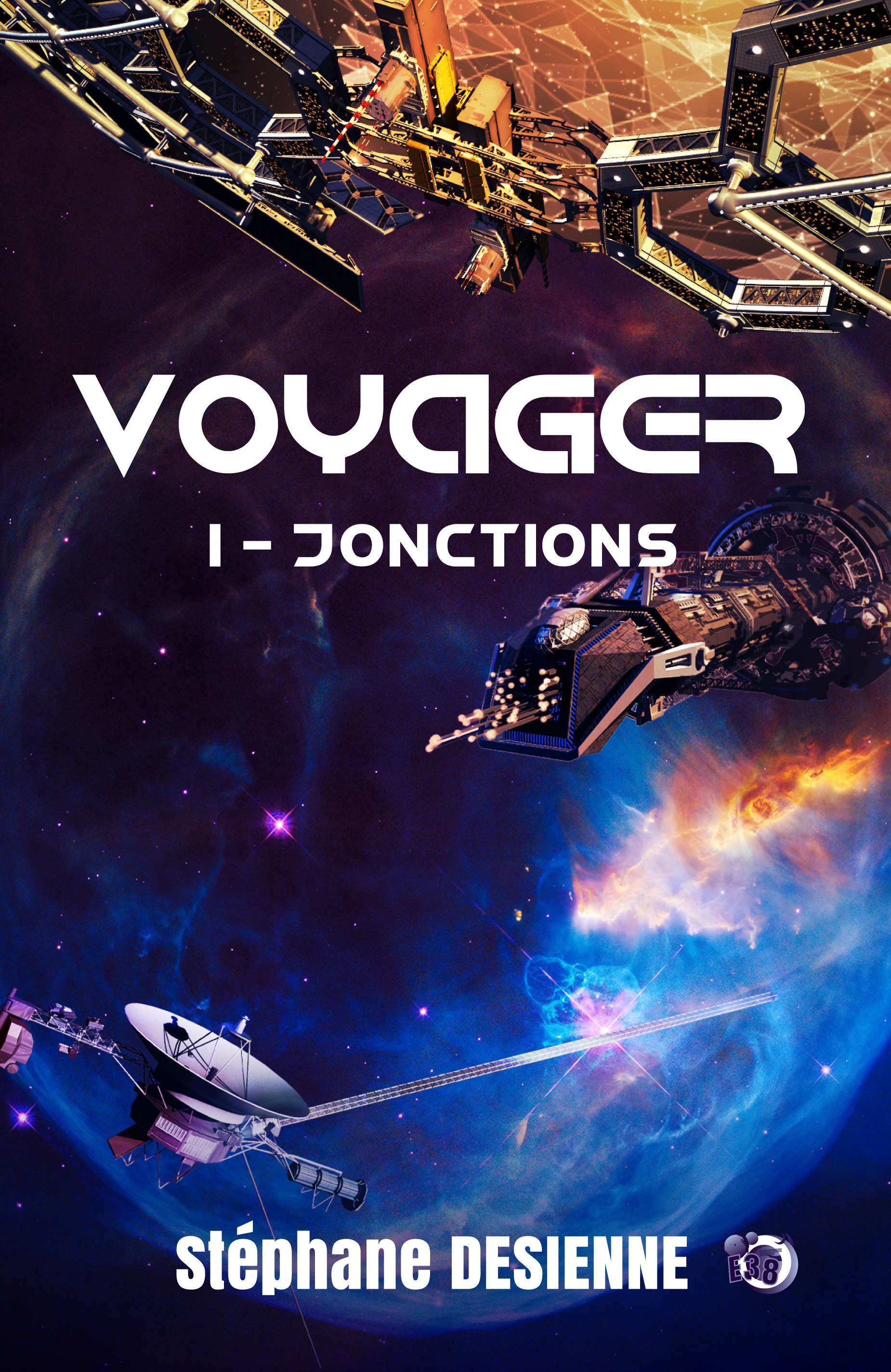 Voyager 1 - jonctions