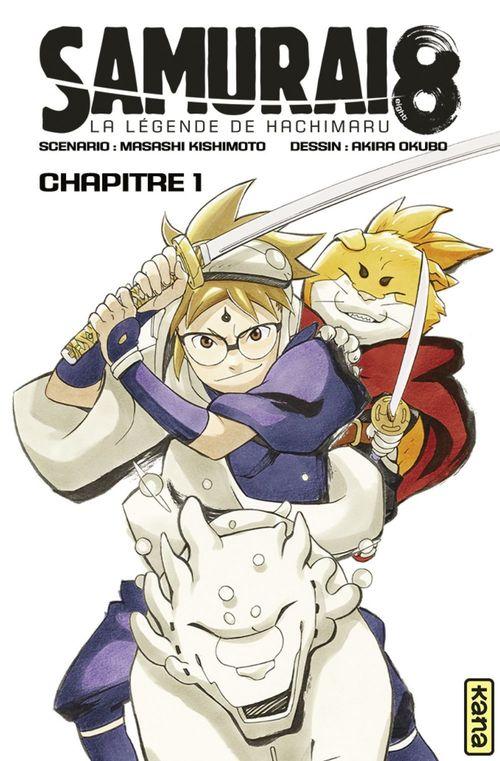Samurai 8 - La Légende de Hachimaru - Chapitre 1