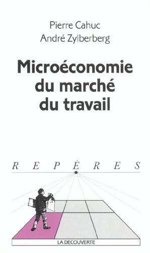 Microeconomie du marche du travail