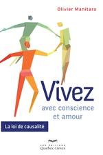 Vente Livre Numérique : Vivez avec conscience et amour  - Olivier Manitara