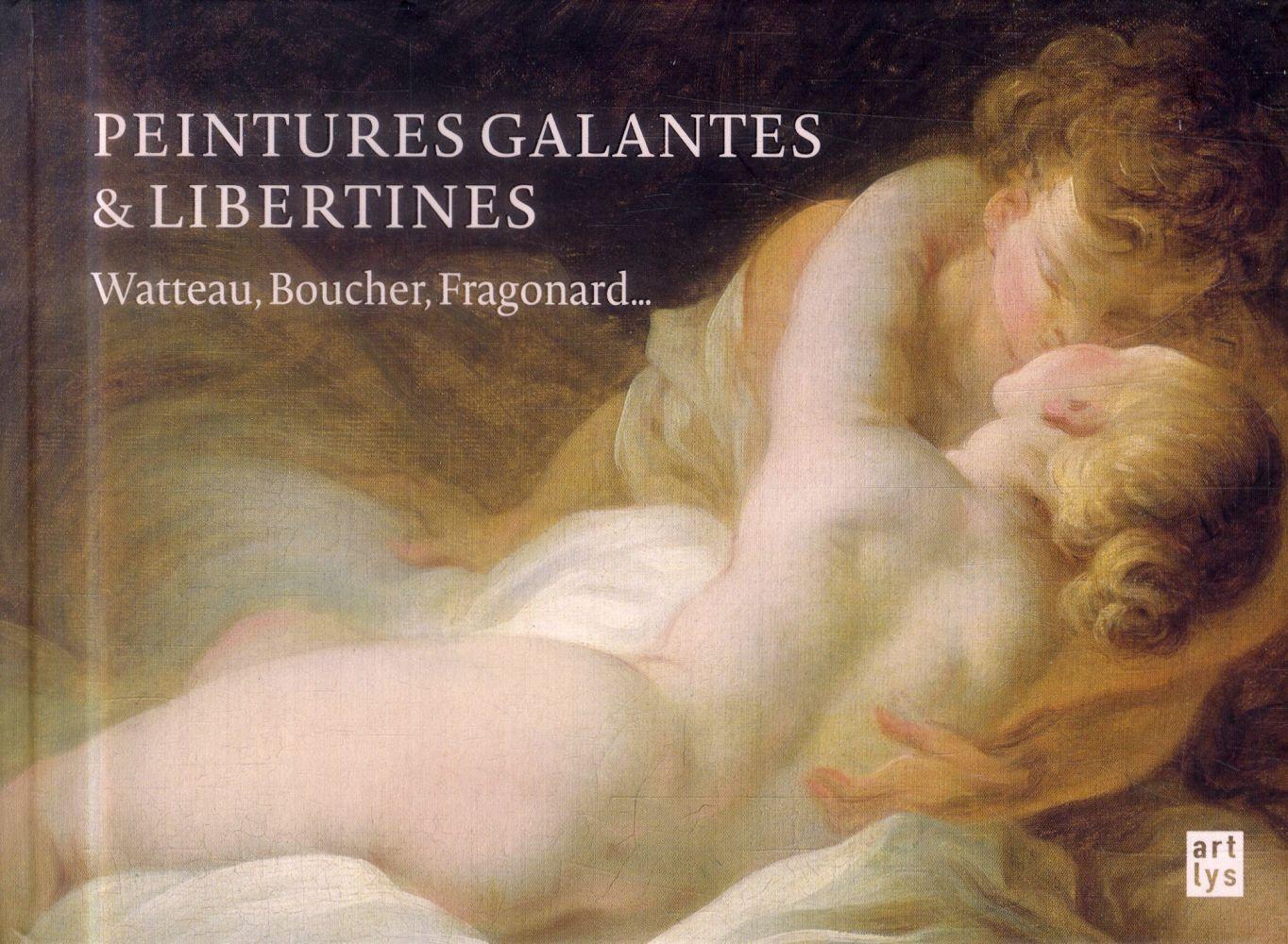 Peintures galantes et libertines