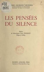 Les pensées du silence