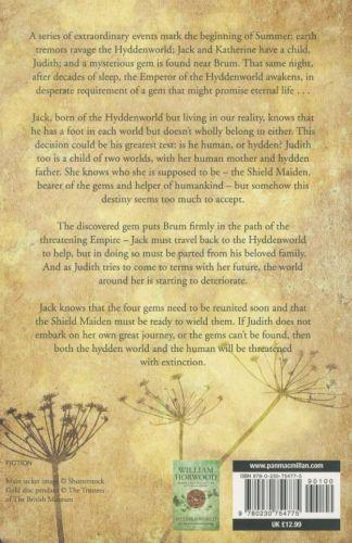 AWAKENING - HYDDENWORLD: BOOK 2