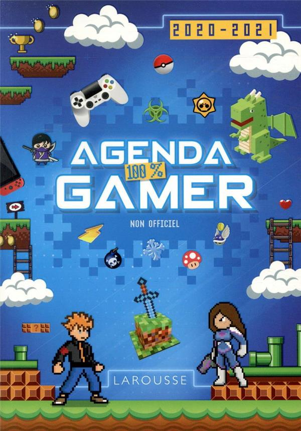 Agenda 100% gamer (édition 2020/2021)