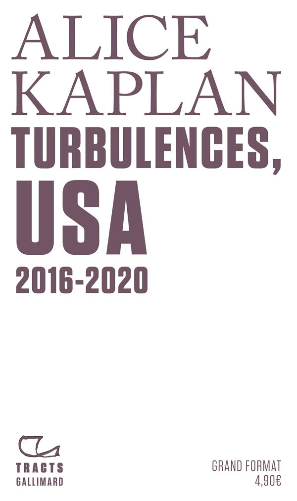 Turbulences, USA ; 2016-2020