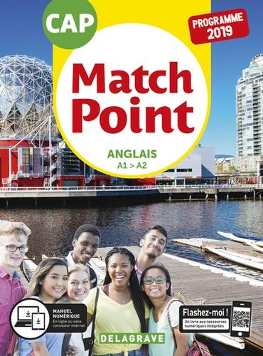 Match point ; anglais CAP ; pochette de l'élève