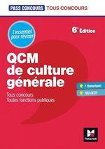 Vente Livre Numérique : Pass'Concours - QCM de culture générale - Tous concours - Révision et entraînement  - Valérie Beal - Anne Ducastel