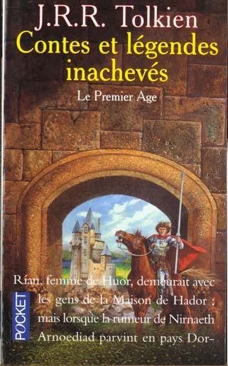 Les contes et legendes inachevees t.1