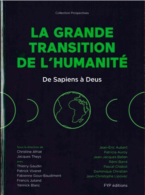 De Sapiens à Deus : la grande transition de l'humanité