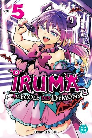 Iruma à l'école des démons T.5