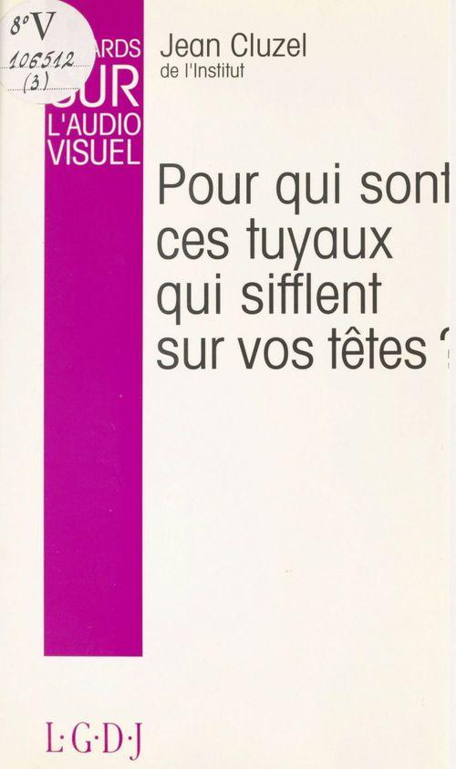 Regards sur l'audiovisuel, 1974-1993 (3) : Pour qui sont ces tuyaux qui sifflent sur vos têtes ?