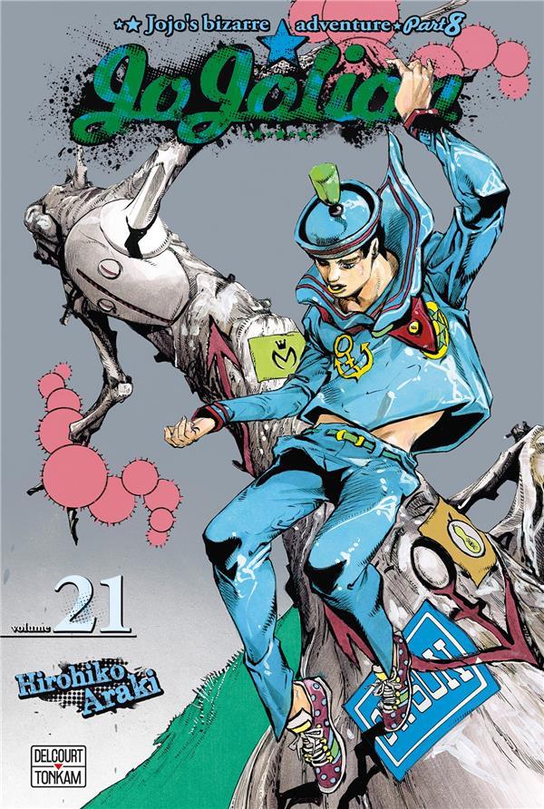 Jojo's bizarre adventure - saison 8 ; Jojolion t.21