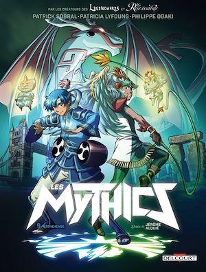 les Mythics t.9 ; Stonehenge