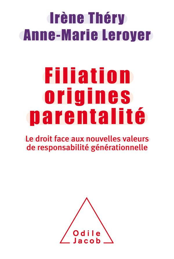 Filiation origines parentalité
