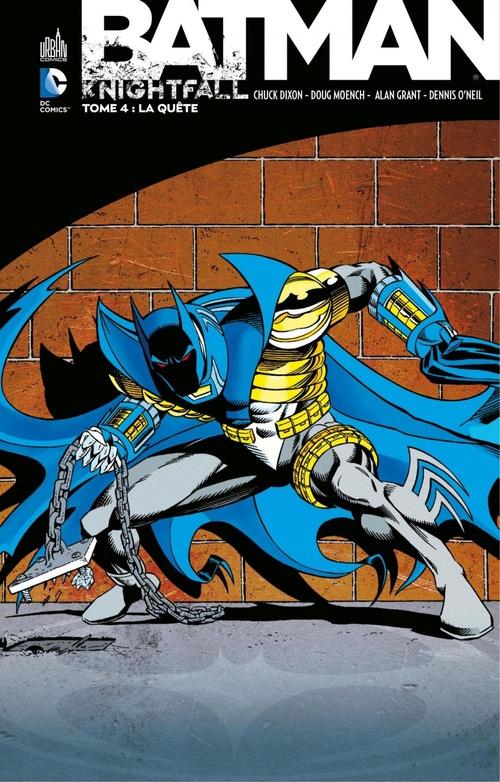 Batman - Knightfall - Tome 4 - Intégrale