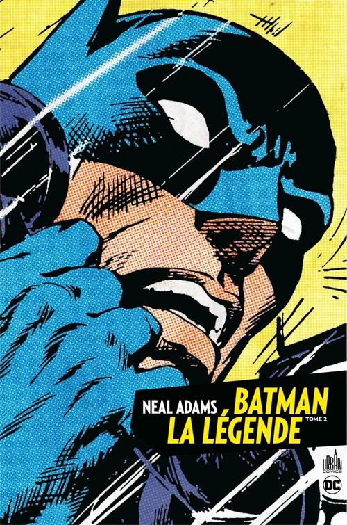 Batman La Légende - Neal Adams - Tome 2