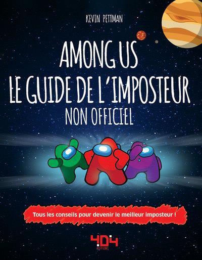 Among us ; le guide de l'imposteur