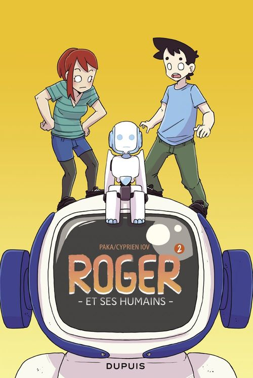 Roger et ses humains T.2