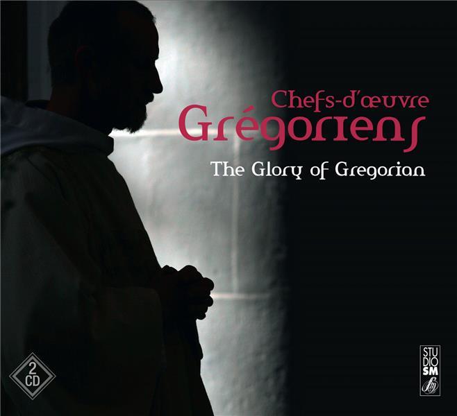 CHEFS D OEUVRE GREGORIENS - AUDIO