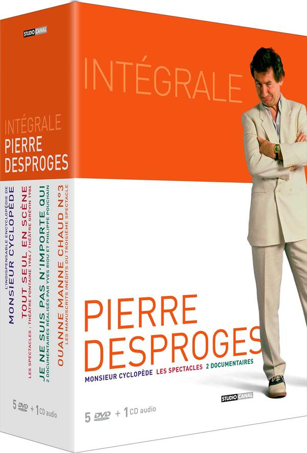 coffret Desproges