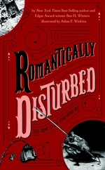Vente Livre Numérique : Romantically Disturbed: Love Poems to Rip Your Heart Out  - Ben H. WINTERS