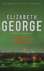 Vente Livre Numérique : A Traitor to Memory  - Elizabeth George