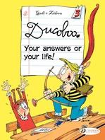 Vente EBooks : Ducoboo - Volume 3 - Your Answers or your Life  - Godi - Zidrou