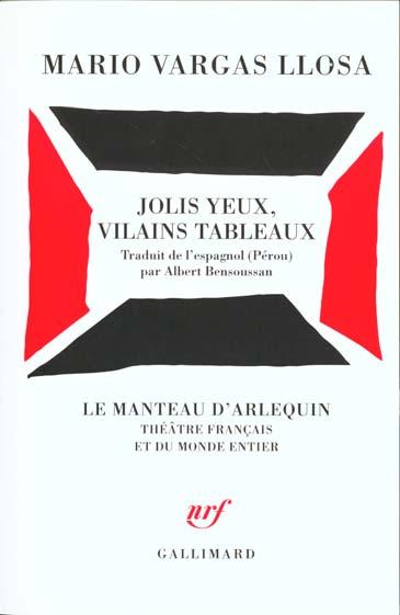 Jolis Yeux, Vilains Tableaux