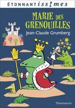 Vente EBooks : Marie des grenouilles  - Jean-Claude Grumberg