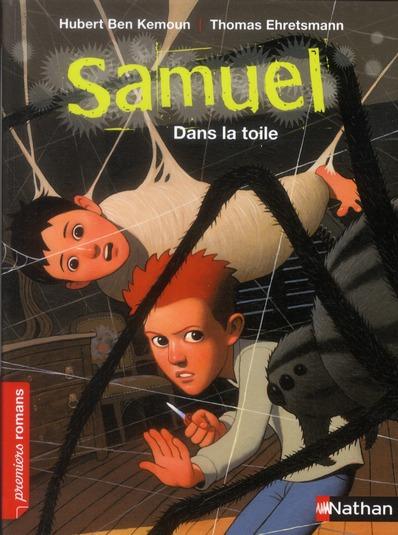 Samuel ; dans la toile