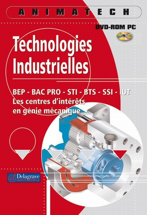 Animatech Technologies Industrielles Dvd Rom Pc