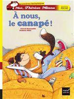 Vente Livre Numérique : A nous, le canapé !  - Gérard Moncomble