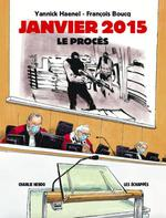CHARLIE HEBDO ; janvier 2015 ; le procès