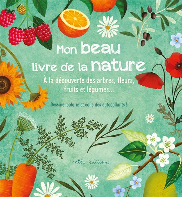 Mon beau livre de la nature