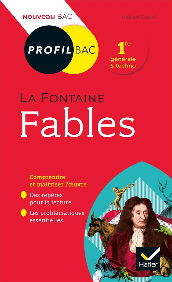 La Fontaine, fables ; toutes les clés d'analyse pour le bac (édition 2019)