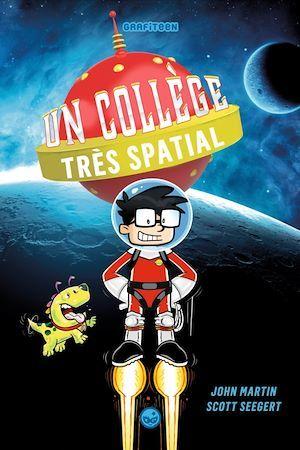 Un collège très spatial T.1