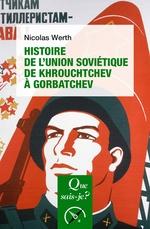 Vente EBooks : Histoire de l'Union soviétique de Khrouchtchev à Gorbatchev (1953-1991)  - Nicolas WERTH