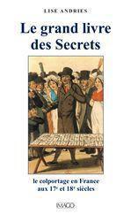 Le grand livre des secrets