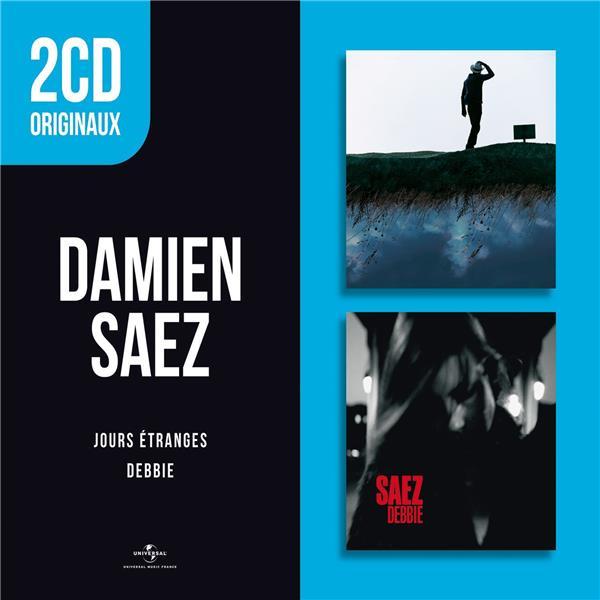 2 cd originaux : jours étranges / Debbie