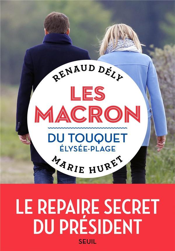 Les Macron du Touquet-Elysée-plage