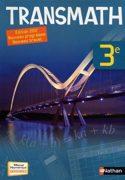 Transmath; 3e ; Format Compact 2012