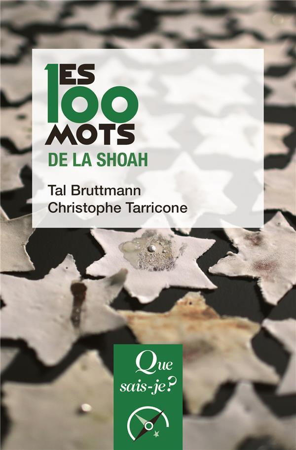 Les 100 mots de la Shoah (2e édition)