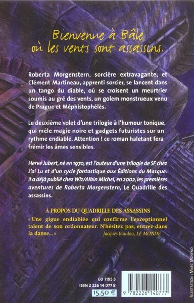 La trilogie Morgenstern t.2 ; un tango du diable