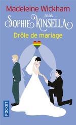 Couverture de Drole de mariage