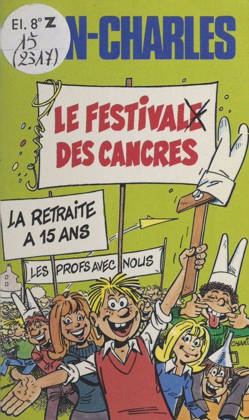 Couverture de Le festival des cancres