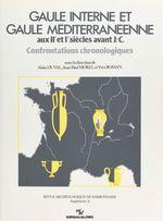 Gaule interne et Gaule méditerranéenne aux 2e et Ier siècles av. J.-C. : confrontations chronologiques