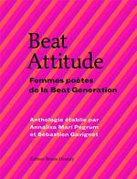 Couverture de Beat attitude ; femmes poètes de la Beat Génération