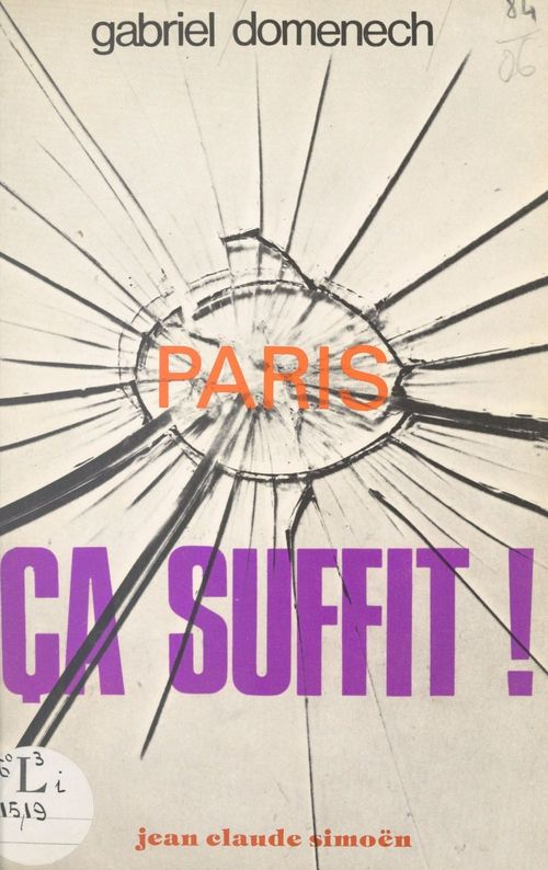 Paris, ça suffit !
