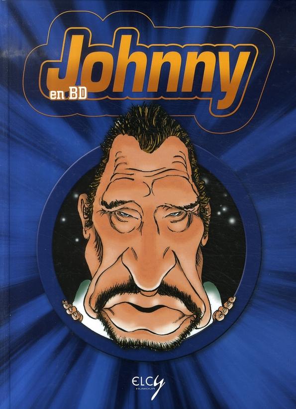 Johnny en bd